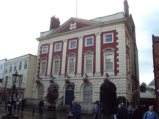Concert Venue - Mansion House York