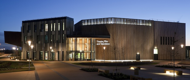 Conference Venue - Department of Theatre Film and Television, University of York