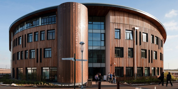 Welcome Reception Venue - The Ron Cooke Hub